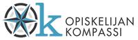 Opiskelijan kompassi -logo