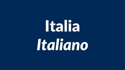 italia, italian kieli, italiano