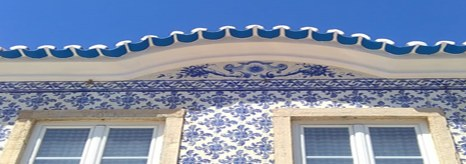 Portugali taivas banneri