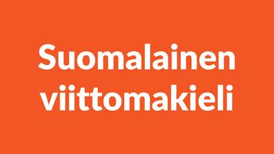 suomalainen viittomakieli